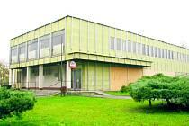 Kulturní dům v Netolicích.