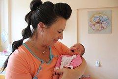 Ve Volarech bude vyrůstat Ella Sedláková, která se narodila v prachatické porodnici v úterý 27. června ve 22.05 hodin a vážila 2900 gramů. Na maminku Štěpánku a malou Ellu čekali ve Volarech, tatínek Petr a tříletý bráška Jeníček.