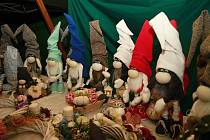 Vánoční Chlumanský trh.