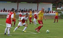 Ve Lhenicích se hrál další ročník fotbalového turnaje.