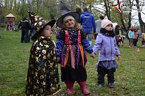 Čarodějnice a májka v minulých letech na Prachaticku