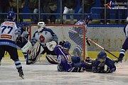 HC Vimperk - Spartak Spběslav 5:4 na nájezdy