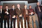 První místo v kategorii kolektiv dospělých si za rok 2014 vysloužili svými výkony volejbalisté TJ Netolice.