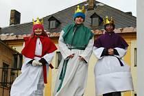 Tři králové ve Volarech.
