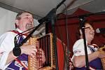 Harmonikáři přijeli z různých míst České republiky.