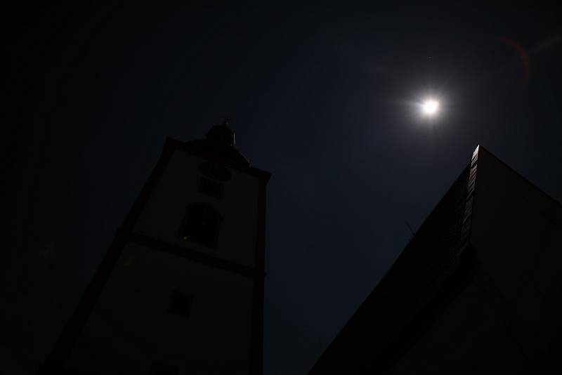 Veselí nad Lužnicí.