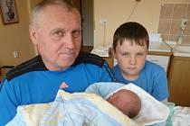 Matyáš Kasl se v prachatické porodnici narodil v sobotu 31. května hodinu a půl po půlnoci. Rodiče Jana a František Kaslovi si syna odvezli domů, do Prachatic. Na malého Matyáše se těšil sedmiletý bráška Tomášek.