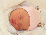 Karolínka (9) má od středy 15. listopadu sestřičku. Holčička dostala jméno Natálie Kleinová a narodila se v prachatické porodnici 13:06 s váhou 3230 gramů. Rodiče Marie Vávrová a Ladislav Klein žijí ve Strunkovicích nad Blanicí.