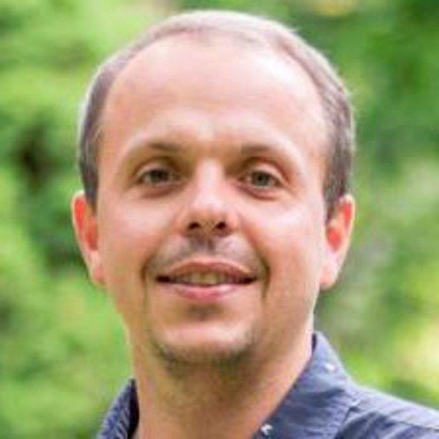 Zdeněk Kuncl, 33let, Vimperk, Vimperáci spodporou KDU-ČSL