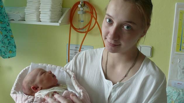 Adéla Kušnírová se v prachatické porodnici narodila v neděli 23. listopadu ve 20.15 hodin mamince Jaroslavě. Při narození vážila 3,20 kilogramu. Malá Adélka bude vyrůstat v Prachaticích.