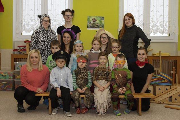 Mateřská škola vKrumlovské ulic vPrachaticích - 3.třída