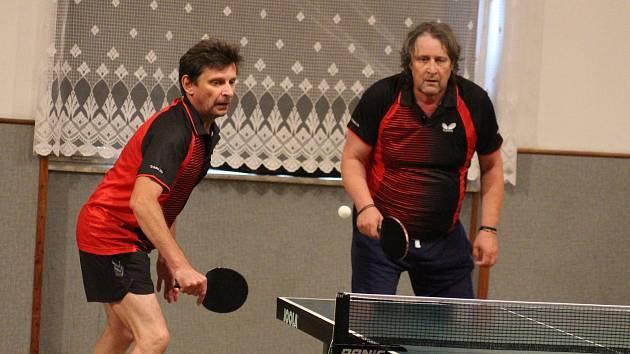 Turnaj za pořadatelství SK Martyna Malovice otevřel novou sezonu stolních tenistů na Prachaticku.