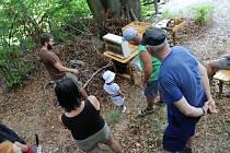 Ochránci přírody vzali zájemce na vycházku do okolí Vimperka.
