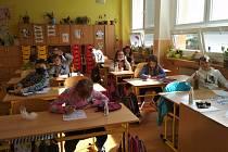 ZŠ Prachatice Zlatá stezka: Děti už jsou ve škole