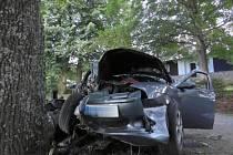 O prázdninách vyhasly při nehodách na Prachaticku tři životy.