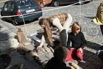 Prachatické muzeum nabídlo noc ve znamení Keltů