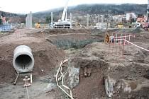 Uzavírka je nutná kvůli překládce zatrubnění Fefrovského potoka.