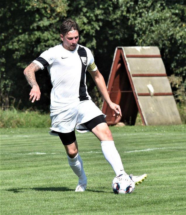 Fotbalová I.B třída: Husinec - Volyně 2:1.