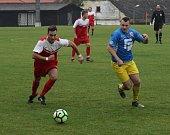 Lhenice - Junior Strakonice 0:2.
