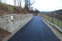 Otevření půlkilometrového úseku cyklostrasy Zlatá stezka z Rumpálovy ulice v Prachaticích do Ostrova.