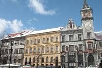 Budova Městského úřadu Prachatice