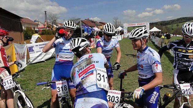 V dalším pohárovém závodě se dařilo jako tradičně i závodníkům vimperské České spořitelny.