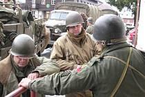 Tři vojenské kolony, které připomínají konec druhé světové války, je možné v těchto dnech potkat v různých místech jihozápadních Čech.