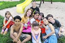 DOČASNÝ DOMOV. V Žíchovci nacházejí dočasné útočiště děti od tří do osmnácti let.