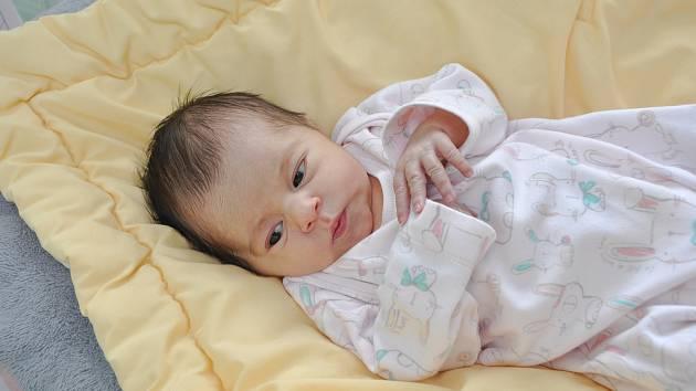 EMA PROBSTOVÁ, VIMPERK. Narodila se v neděli 27. října v 9 hodin a 44 minut ve strakonické porodnici. Vážila 2870 gramů.  Rodiče: Lenka a David Probstovi.