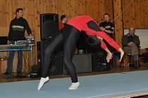 Gymnastický dvojboj ve Zdíkově.