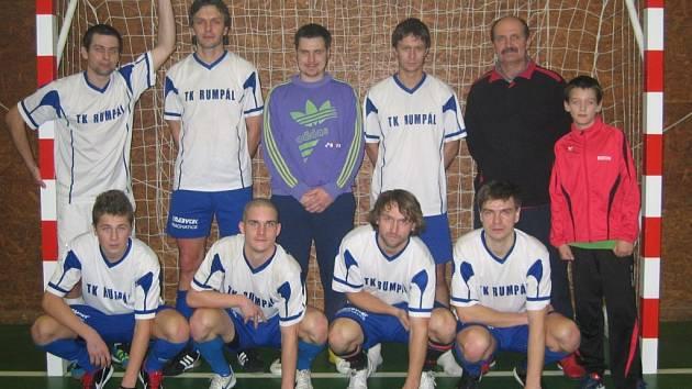 Vítězný TK Rumpál Prachatice.