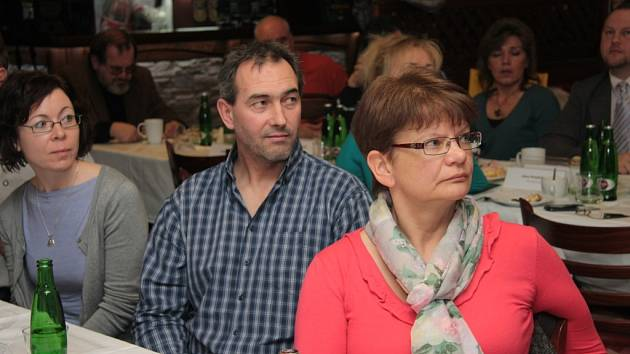 Minulý týden se ve Vimperku sešel ministr životního prostředí Richard Brabec se starosty šumavských obcí.
