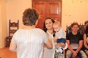 Daniel Socha se narodil 26. února rodičům Julii Úlehlové a Jindřichu Sochovi.