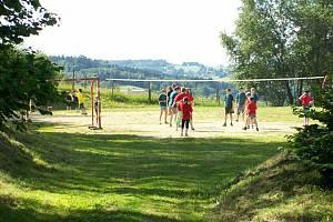 Rekreační středisko Hájná Hora.