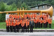 Vimperští muzikanti uspěli na soutěži evropských orchestrů.