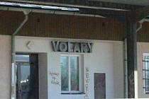 Volarské nádraží je také na prodej
