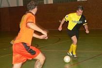 Prachatická futsal liga.