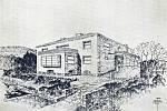 Historické snímky Kralovy vily dokumentují rodinu Kralových i architektonický skvost v Prachaticích.