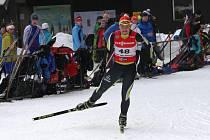 Ondřej Mánek přivezl z ČP další dvě medaile.