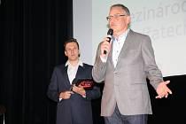 Galavečer 13. ročníku mezinárodního filmového festivalu NaturVision.