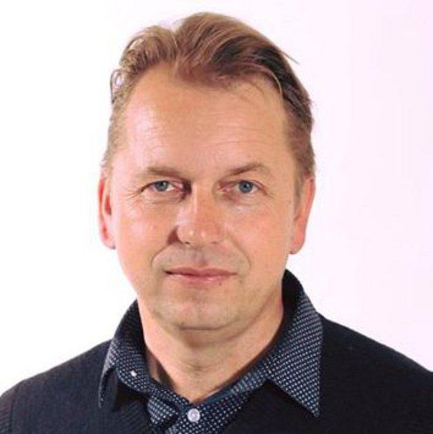 Václav Vostradovský, starosta šumavské obce Kvilda