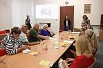Zájemci se o nové službě mohli dozvědět na semináři.