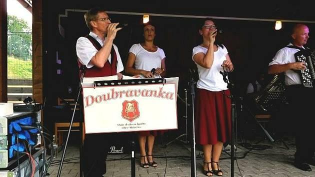 Doubravanka naposledy koncertovala loni v září. Muzikanti se těší, že se brzy vrátí na pódium.
