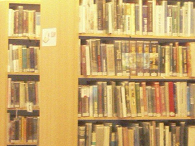 V knihovně ve Vitějovicích ohřeje návštěvníky nové elektrické vytápění, které nechalo v listopadu nainstalovat vedení obce. Ilustrační foto.