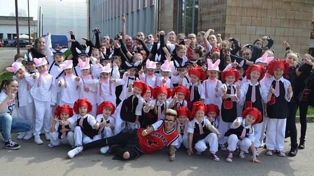 Letošní taneční sezona byla pro Crabdance úspěšná.