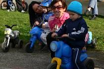 V sobotu si v Šumavských Hošticích Fofrcouf užili velcí i malí.