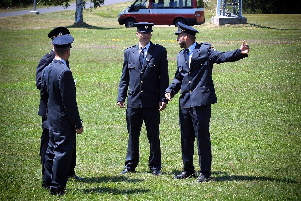 Sbor dobrovolných hasičů Borová Lada.