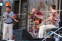 Jazzový večer v Prachaticích.