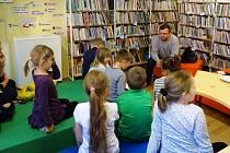 Akce v prachatické Městské knihovně.