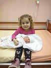 Terezka KUKRÁLOVÁ, Plzeň.Narodila se ve čtvrtek 20. prosince v 17 hodin a 55 minut v plzeňské porodnici. Vážila 3390 gramů. Má sestřičku Adélku.Rodiče: Lenka a Václav pocházejí ze Zdíkova.